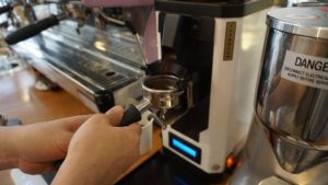 aromatisierter Kaffee espresso maschine caferia