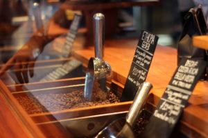 Aromatisierter Kaffee Sorten Caferia selber aromatisieren Haselnuss Vanille