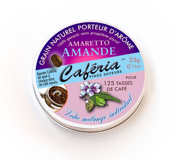 Amaretto aromatisierter kaffee selber machen Marzipan Mandel Aroma backen