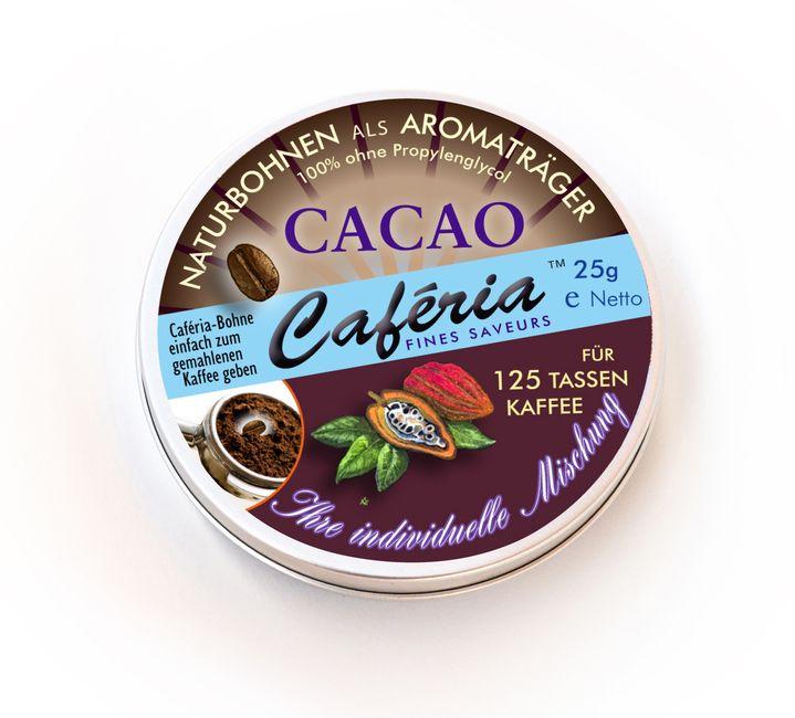 Schokoladen-Kaffee entsteht nicht, indem man einfach Schokolade im Kaffee schmelzen läßt. Das würde den Kaffee lediglich sehr fettig und süß machen!