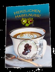 kaffee postkarte schreiben aromatisierter Kaffee ist im Trend